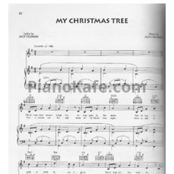 Ноты Alan Menken - My Christmas Tree - PianoKafe.com