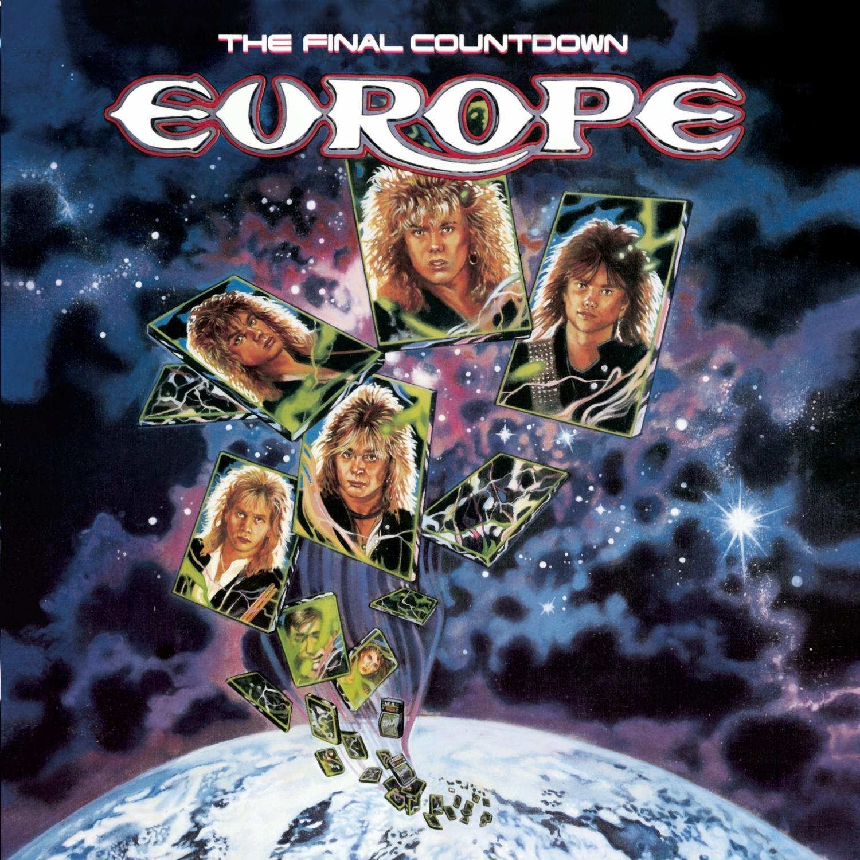 Скачать песню europe — the final countdown (original studio acapella).