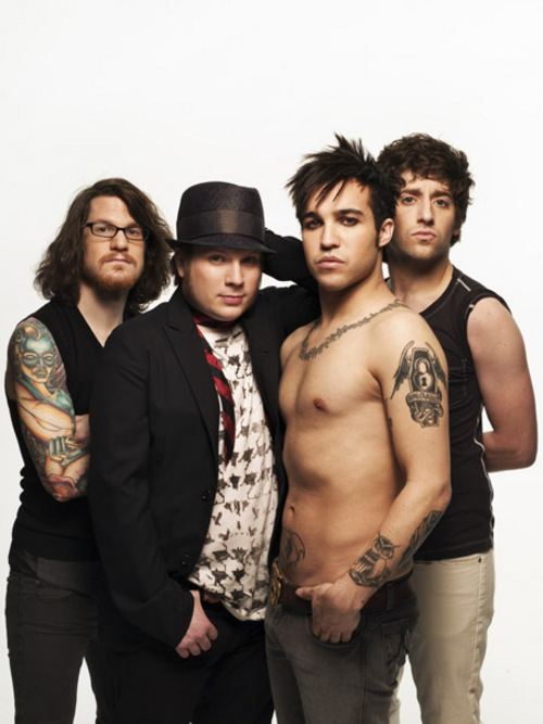 fall out boy light em up