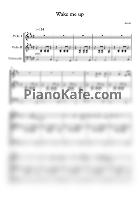 Wake Me Up Avicii Piano Chords Choice Image - chord guitar finger ...