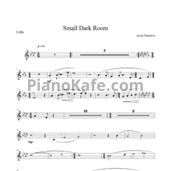 Ноты Jacob Damelin - Small dark room - PianoKafe.com