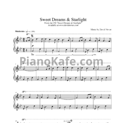 Ноты David Nevue - Sweet dreams and starlight - PianoKafe.com