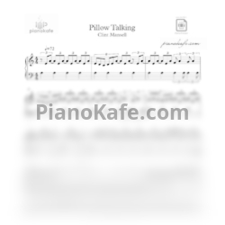 Ноты Clint Mansell - Pillow talking (Версия 2) - PianoKafe.com