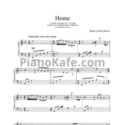 Ноты David Nevue - Home - PianoKafe.com