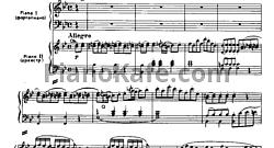 Концерт №15 си-бемоль мажор (К. 450)
